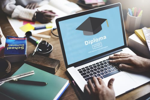 online schooling distance learning
