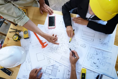 architectural engineers and managers
