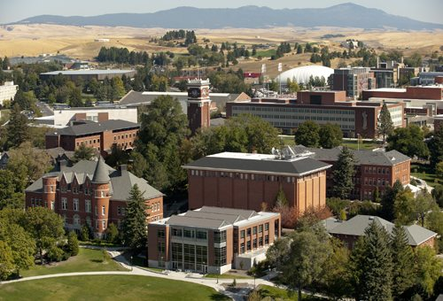 12. Washington State University – Pullman, Washington