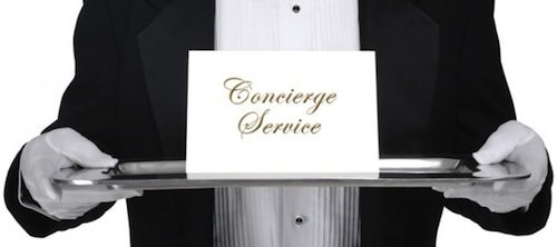 2. Virtual Concierge