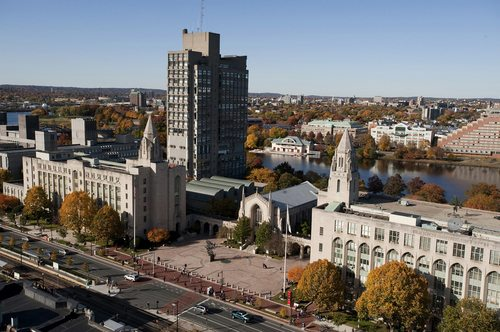24. Boston University – Boston, Massachusetts