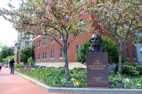 30. The George Washington University – Washington, D.C.