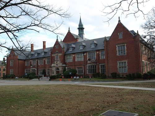 11. Huntingdon College - Montgomery, Alabama