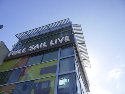 16. Full Sail University - Winter Park, Florida