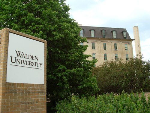 20. Walden University - Minneapolis, Minnesota