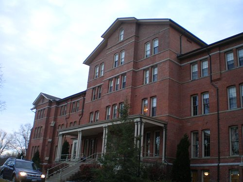 24. Miami University - Oxford, Ohio