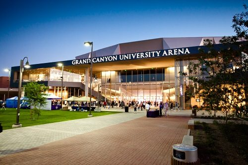 27. Grand Canyon University - Phoenix, Arizona