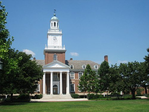 28. Distance Education, Johns Hopkins University - Baltimore, Maryland