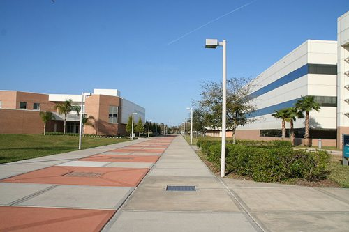 3. Embry-Riddle Aeronautical University - Daytona Beach, Florida