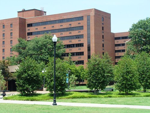 30. University of Tennessee, Knoxville - Knoxville, Tennessee