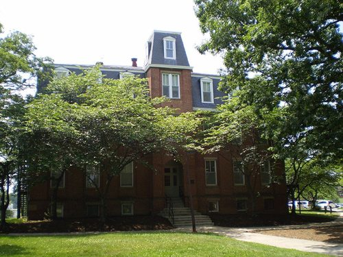 34. University of Maryland - College Park, Maryland