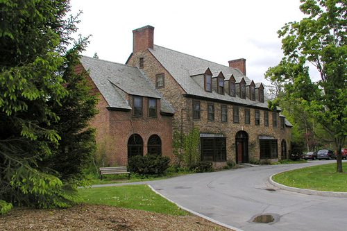 37. Hamilton College - Clinton, New York