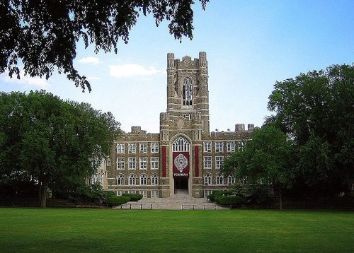 38. Rose Hill Campus, Fordham University - New York City, New York