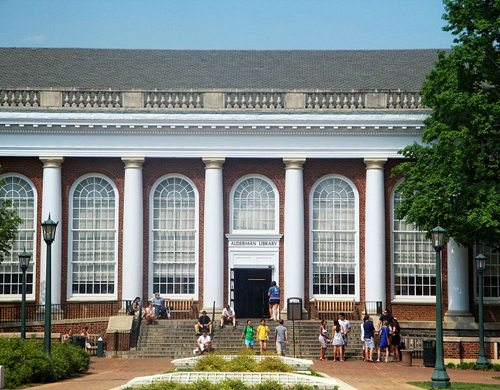 49. University of Virginia - Charlottesville, Virginia