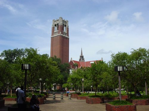 5. UF Distance Learning, University of Florida - Gainesville, Florida