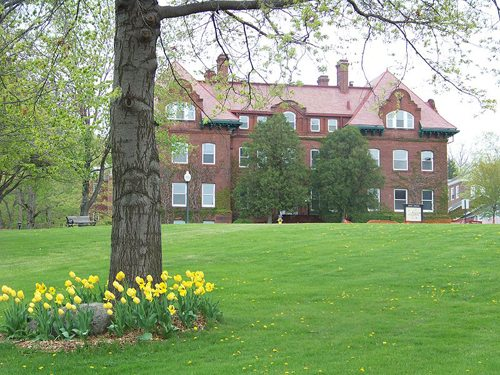 5. Wells College - Aurora, New York