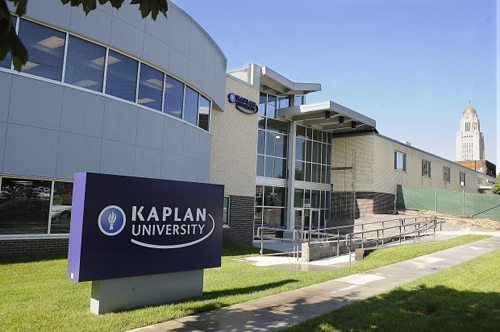 6. Kaplan University - Davenport, Iowa
