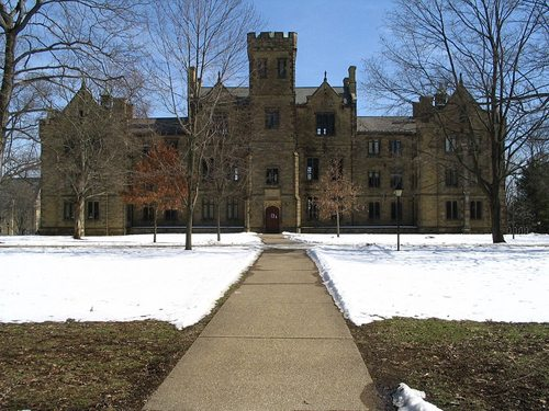 8. Kenyon College - Gambier, Ohio