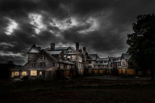 50 Most Haunted Colleges And Campuses