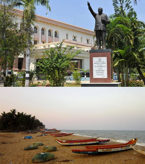 13. Pondicherry University – Puducherry, India
