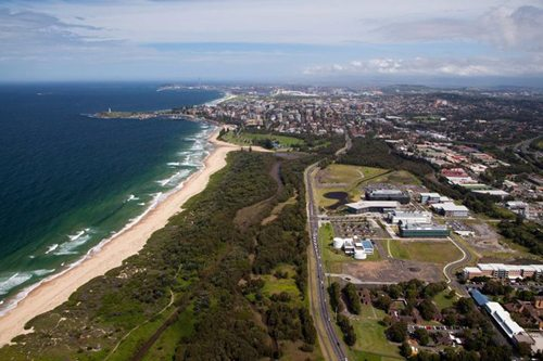 16. University of Wollongong, Innovation Campus – North Wollongong, Australia