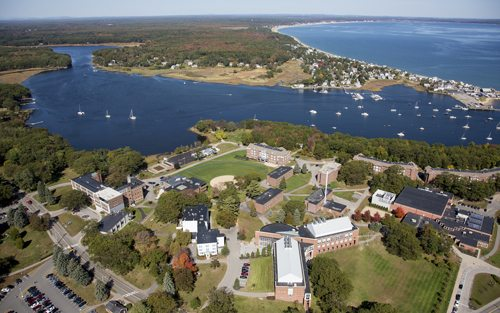 18. University of New England, Biddeford Campus – Biddeford, Maine