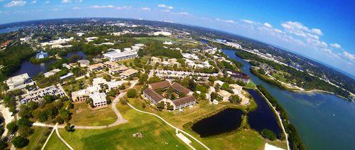 2. Eckerd College – St. Petersburg, Florida