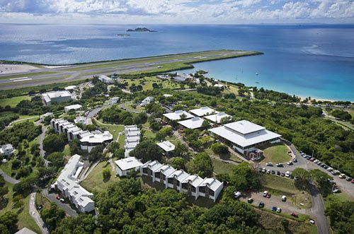 5. University of the Virgin Islands, St. Thomas Campus – Charlotte Amalie, St. Thomas