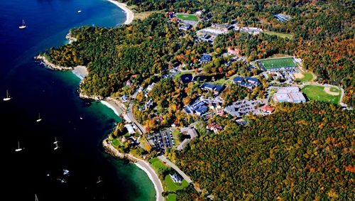 8. Endicott College – Beverly, Massachusetts