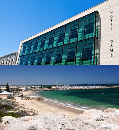 9. The University of Notre Dame Australia, Fremantle Campus – Fremantle, Australia