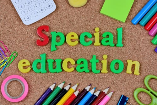 special education degree program