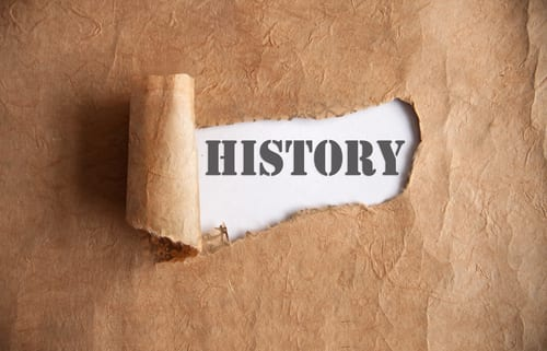 history degree programs
