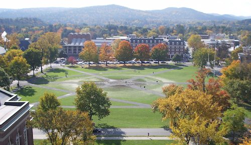 1. Dartmouth College – Hanover, New Hampshire