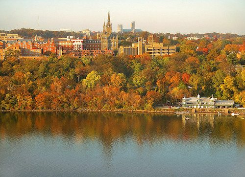 10. Georgetown University – Washington, D.C.
