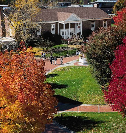 30 Most Beautiful College Campuses in the Fall - Online Schools Center