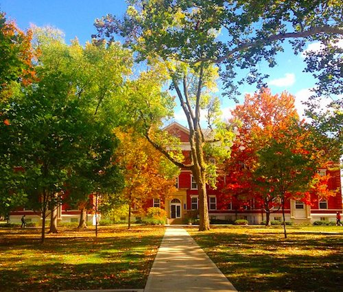 13. Earlham College – Richmond, Indiana