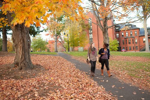 15. Mount Holyoke College – South Hadley, Massachusetts