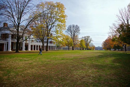 16. University of Virginia – Charlottesville, Virginia