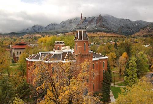 22. University of Colorado Boulder – Boulder, Colorado