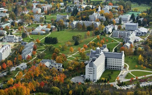 23. Middlebury College – Middlebury, Vermont