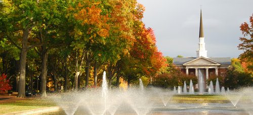 25. Furman University – Greenville, South Carolina