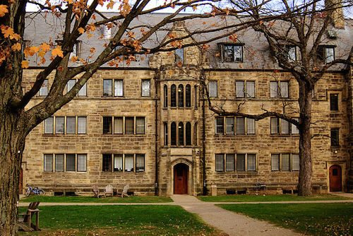 27. Kenyon College – Gambier, Ohio