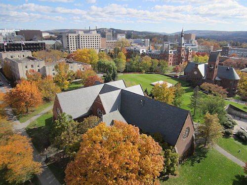 28. Cornell University – Ithaca, New York