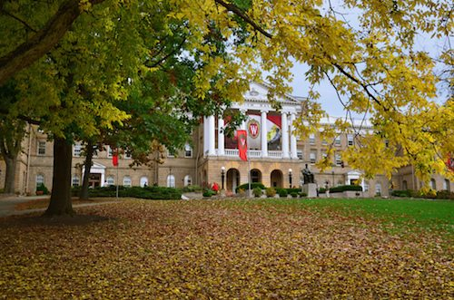 5. University of Wisconsin-Madison – Madison, Wisconsin