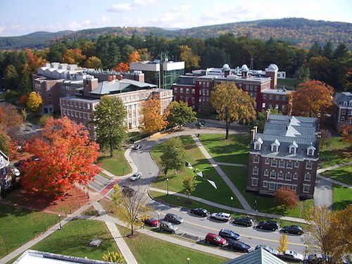30 Most Beautiful College Campuses In The Fall