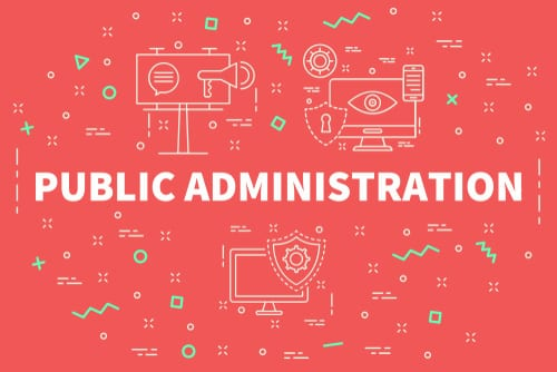 public administration degree programs