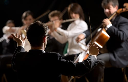 most impressive college orchestras
