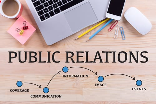 public relations specialist