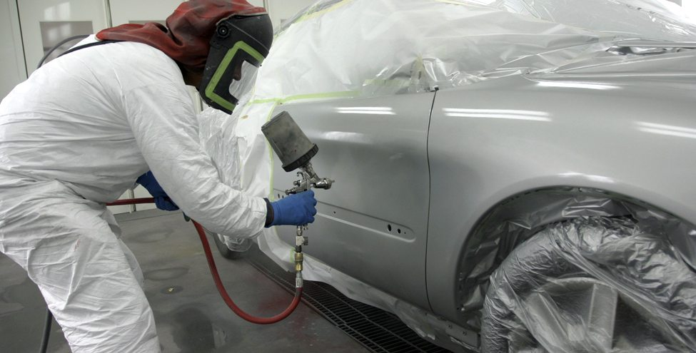 30 high paying trade school degrees online schools center for Best auto body paint shop