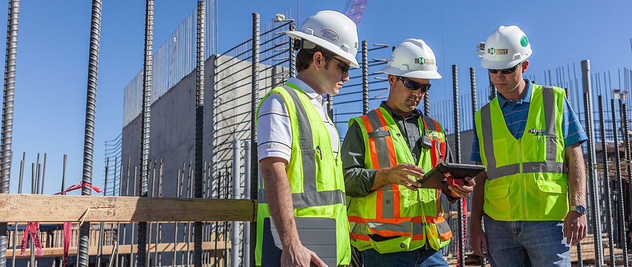 Construction Management list of college majors